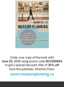 Manual of Museum Planning. Edited by Barry Lord, Gail Dexter Lord, and Lindsay Martin