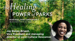 Healing Power of Parks