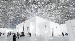 Louvre Abu Dhabi Christopher Pike / The National