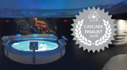 Biosphere Project Shortlisted for CASCADE Award