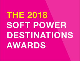 Soft Power Destinations Awards 2018