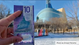 Canadian Museum for Human Rights on our $10 bil