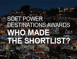Soft Power Destination Awards - Nominees