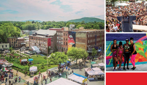 Newburgh Arts and Cultural Commission and the City of Newburgh