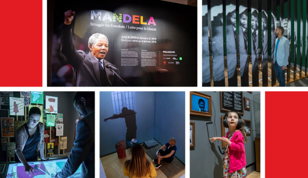 Mandela Exhibition