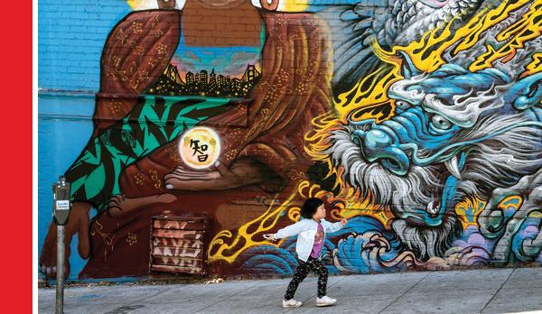 Chinatown, San Francisco, California