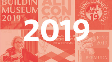 Conferences and events of 2019