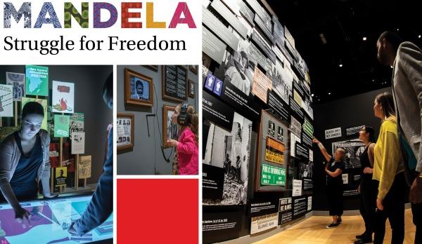 Mandela: Struggle For Freedom Travelling Exhibition