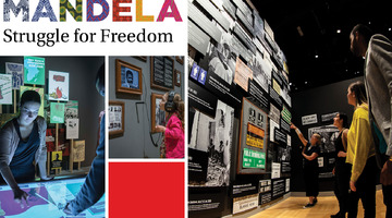Mandela: Struggle For Freedom Travelling Exhibition