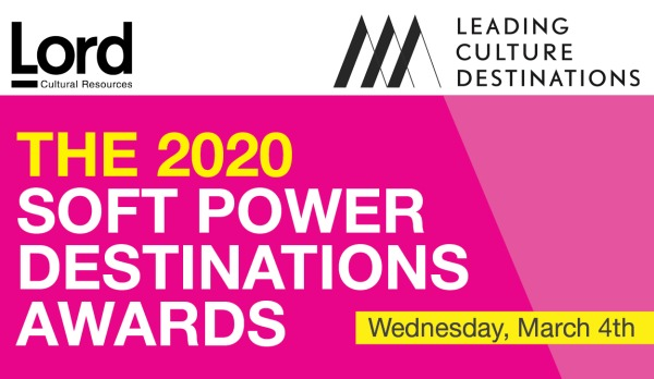 Soft Power Destinations Awards