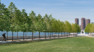 Four Freedoms Park Conservancy, photo by Phil Roeder