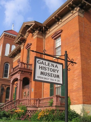 Galena-Jo Daviess Historical Society and Museum