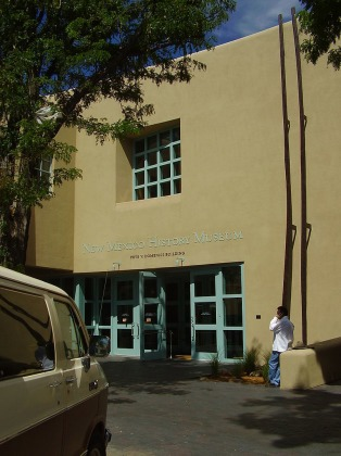 The New Mexico History Museum