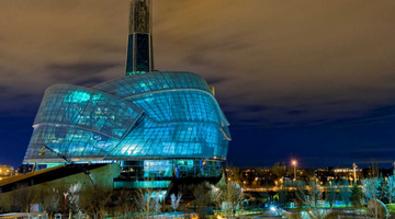 Canadian Museum for Human Rights, Antoine Predock Architects