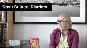 Gail Lord: Great Cultural Districts