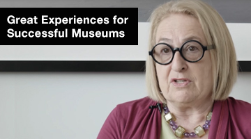 Gail Lord: Great Experiences for Successful Museums