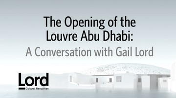 The Opening of the Louvre: Abu Dhabi a Conversation with Gail Lord