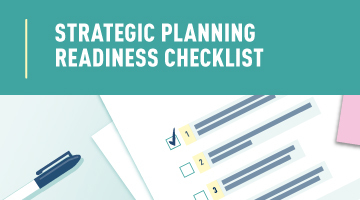 Strategic Planning Readiness Checklist