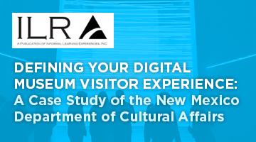 Digital Museum Visitor Experience