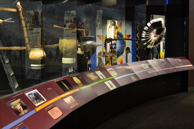 North Dakota Heritage Center, Innovation Gallery: Early Peoples