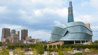 CMHR - Tower of Hope